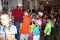 1 июля 2015 года -день ,проведенный с детьми из детских домов