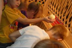 Ручной зоопарк для детей из детского дома